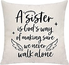 KEROTA Best Sisters Gifts A Sister is God's