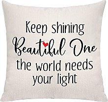KEROTA Keep Shining Beautiful One The World Needs