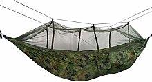 KGCA Tessuto per Paracadute Amaca 2 Persone