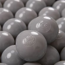 KiddyMoon 200 ∅ 6CM Palline Morbide Colorate Per