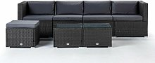 KieferGarden - Set di mobili da giardino e