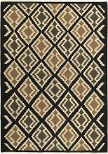 Kilim Persia nero cm.163x229