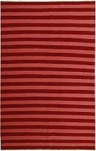 Kilim Persia rosso cm.191x295