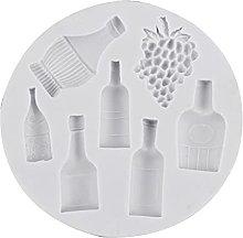 Kimyu Stampo per fondente – Materiale silicone