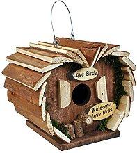 Kingfisher, casetta per Uccelli in Legno