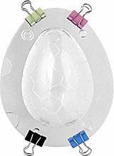 KINUO 2021 - Stampo per uova di Pasqua, uova di