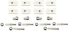 Kit Accessori Di Fissaggio Per Box Doccia Linea