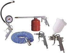 Kit accessori per aria compressa 8 bar - Aerotec