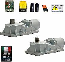 Kit Automazione Automatismo Elettrico Cancello