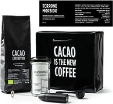 Kit Limited Edition Gold cacao, torrone+accessori