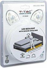 Kit Strip LED 1.2M 2.8W/M Luce Scendiletto Doppio