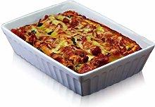 Kitchen Craft, Teglia Larga da Forno per Lasagne,