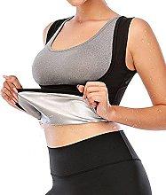 KJHD Body Shaper Sauna Sweat Vest Canotte Vita
