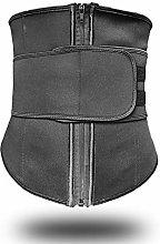 KJHD S-4XL Cintura addominale 7 Acciaio disossato