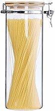 KKC Contenitore Vetro Ermetico per Pasta,