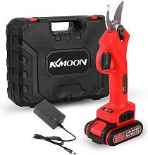 KKmoon 21V 30mm Potatore elettrico a batteria 88VF