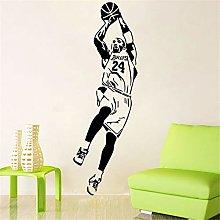 Kobe Bryant Adesivo murale NBA Kobe Bryant