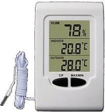 Koch Termometro Interno Esterno Digitale