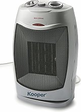 Kooper 2175058 Africa Termoventilatore Ceramico