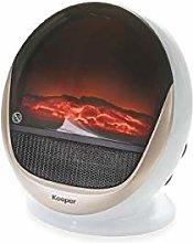 Kooper 2194405 termoventilatore Effetto Camino