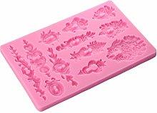 KOUJING - Stampo in silicone per decorazioni fai