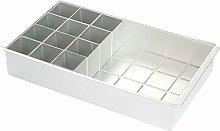 Koujing, stampo rettangolare in lega di alluminio