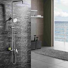 Kroos ® - Moderna colonna doccia a cascata in