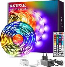 Ksipze Striscia LED 7.5M RGB Cambiamento di Colore