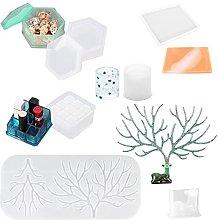 KunmniZ Stampi per scatole in Silicone con stampi