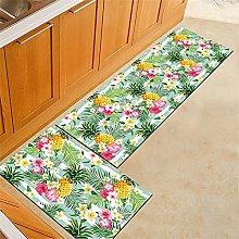 Kunsen Tappeto da cucina moderno tappeto tappeto