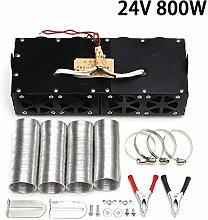 Kylewo Termoventilatore per Auto 12V / 24V 800W,