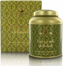La Leggenda di Boboli, tè Nero Indiano Agrumato,