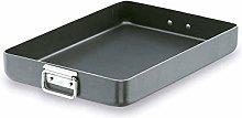 Lacor 23540A, Teglia per arrosto in alluminio,