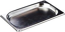 LACOR 66402Z - Teglia da Cucina in Acciaio Inox,