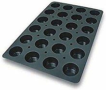 LACOR 66766Silicone Stampo Muffin Diametro 69x