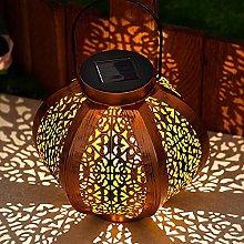 Lampada a lanterna solare - Lampada da giardino