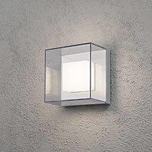 Lampada a muro da esterno a LED quadrata Sanremo