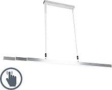Lampada a sospensione alluminio LED PLAZAS 3