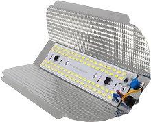 Lampada da esterno 50W 68LED con illuminazione da