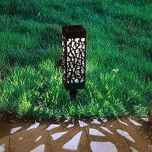 Lampada da giardino solare a LED per illuminazione