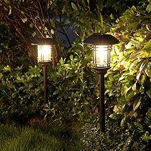 Lampada da giardino solare giardino esterno
