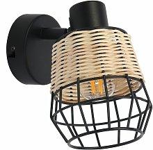 Lampada da parete LOFT NATURALE Illuminazione
