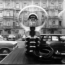 Lampada da tavolo Bulb, un classico di Maurer