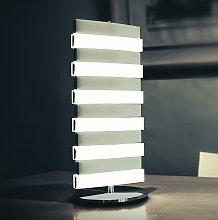 Lampada da tavolo LED Piano