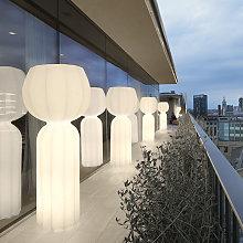 Lampada da terra colonna LED design moderno Slide
