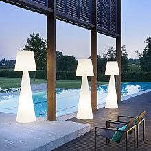 Lampada da terra colonna stelo luminoso design