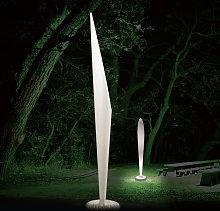 Lampada da terra di design Peggy da esterni, GU10