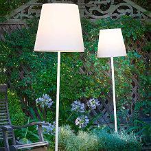 Lampada da terra esterno giardino design moderno
