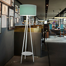 Lampada da terra LED design moderno stile minimale