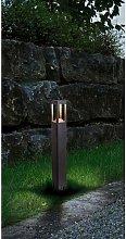 Lampada da terra per esterni a LED Toskana 35854